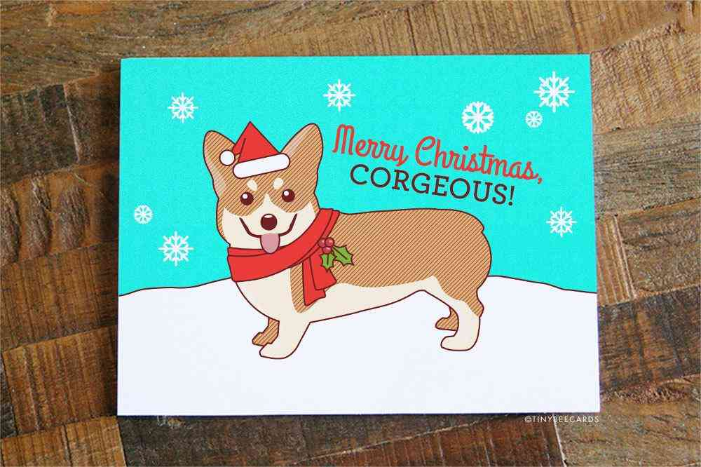 Funny Christmas Card -
