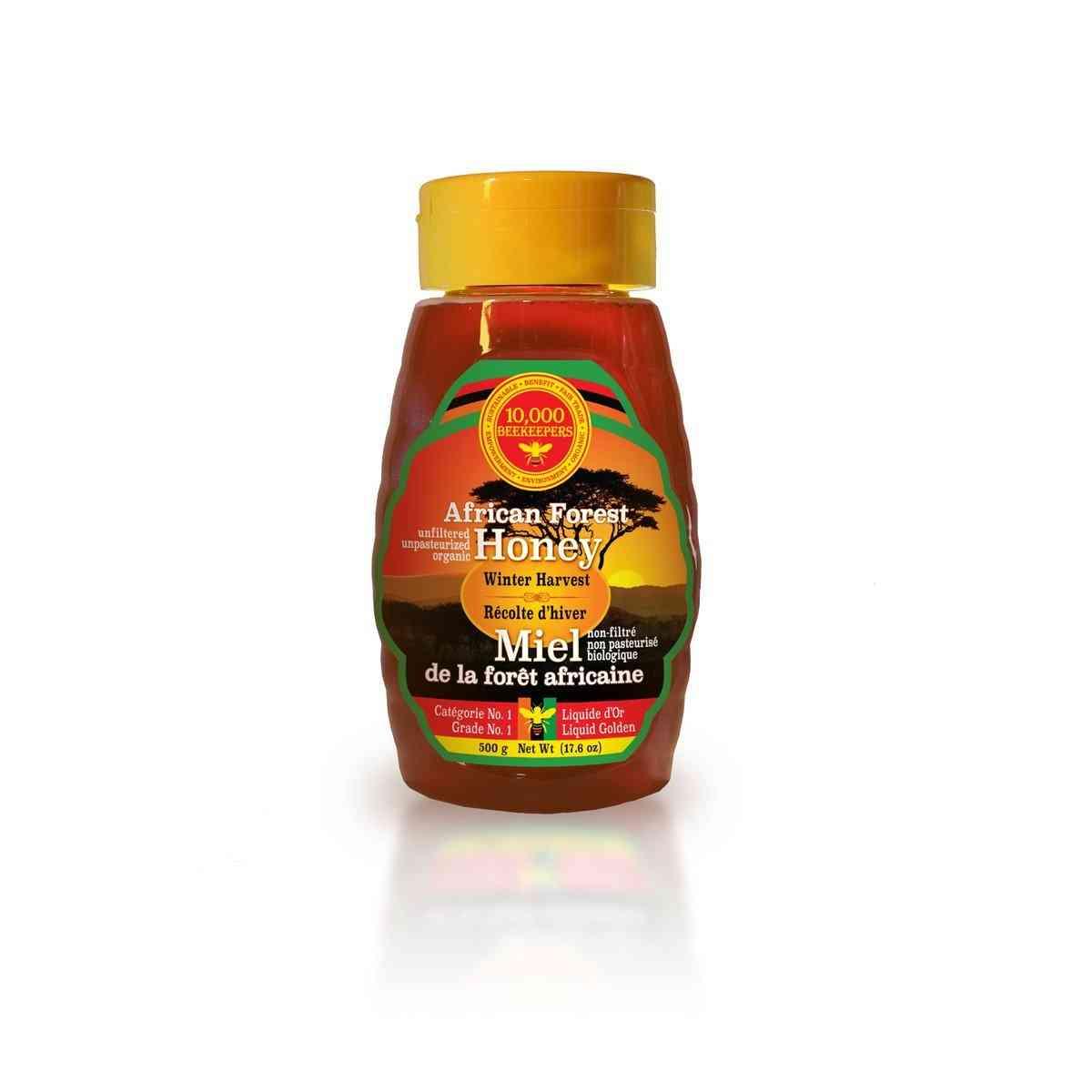 African Forest Honey - Winter Harvest