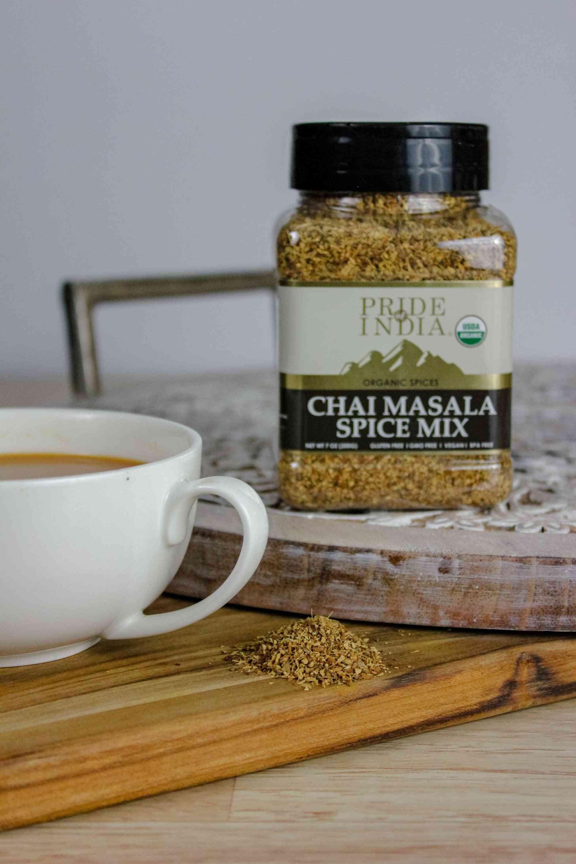 Organic Chai Masala - Tea Spice Mix