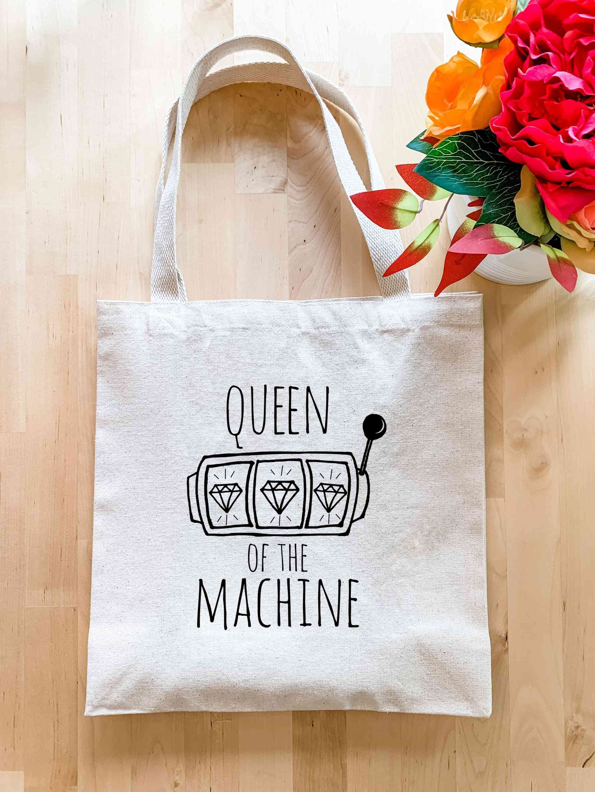 Queen Of The Machine - Tote Bag