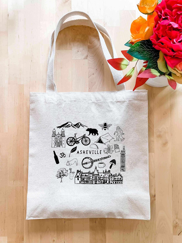 Original All Purpose Natural Cotton - Tote Bag