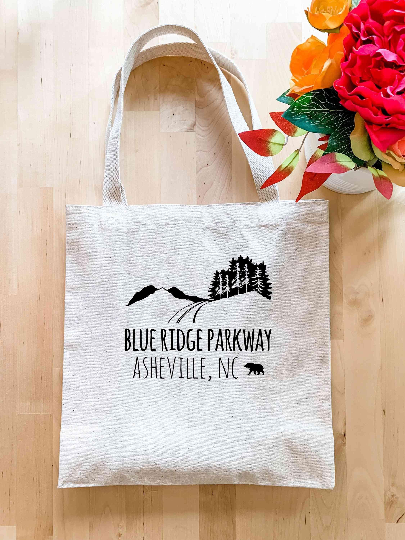 Blue Ridge Parkway - Tote Bag