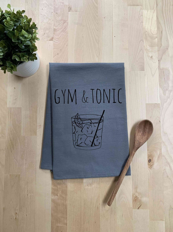 Gym & Tonic Dish Towel