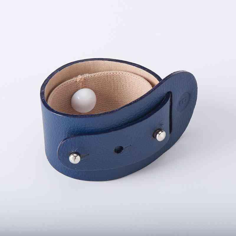 Leather Nausea Relief Bracelet