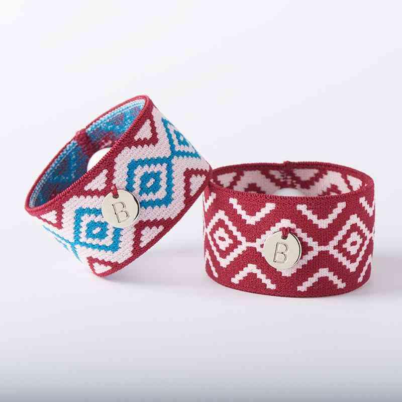 Julia + Evelyn Nausea Relief Bracelets