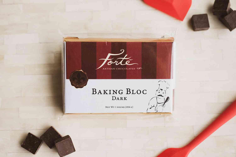 Dark Chocolate Blend Baking Bloc