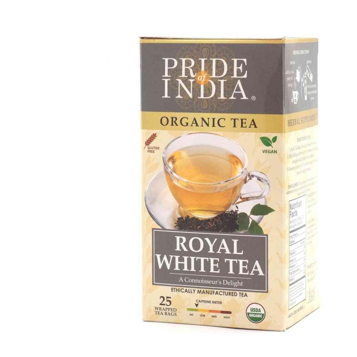Indian Organic Tea Bags