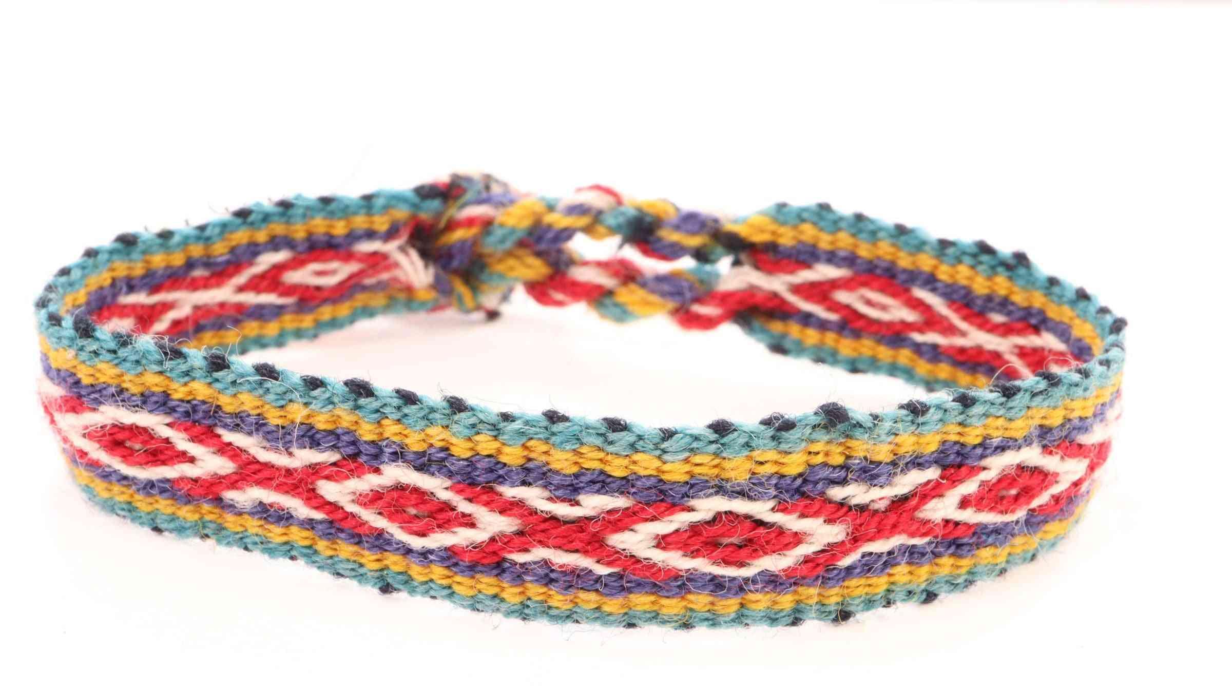 Alpaca Blend, Tie Bracelets