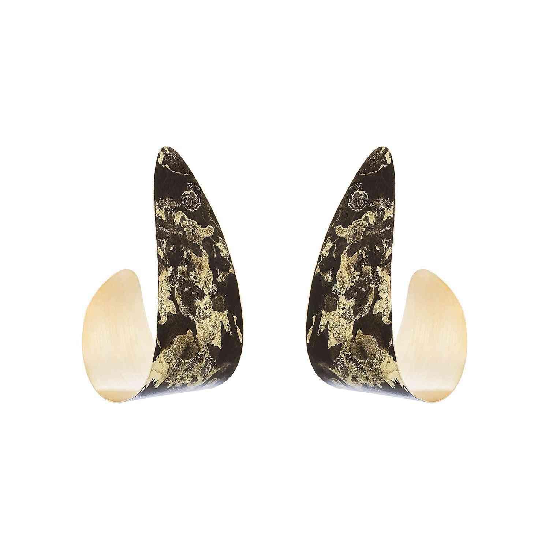 Lightweight Mini Serpent Earrings