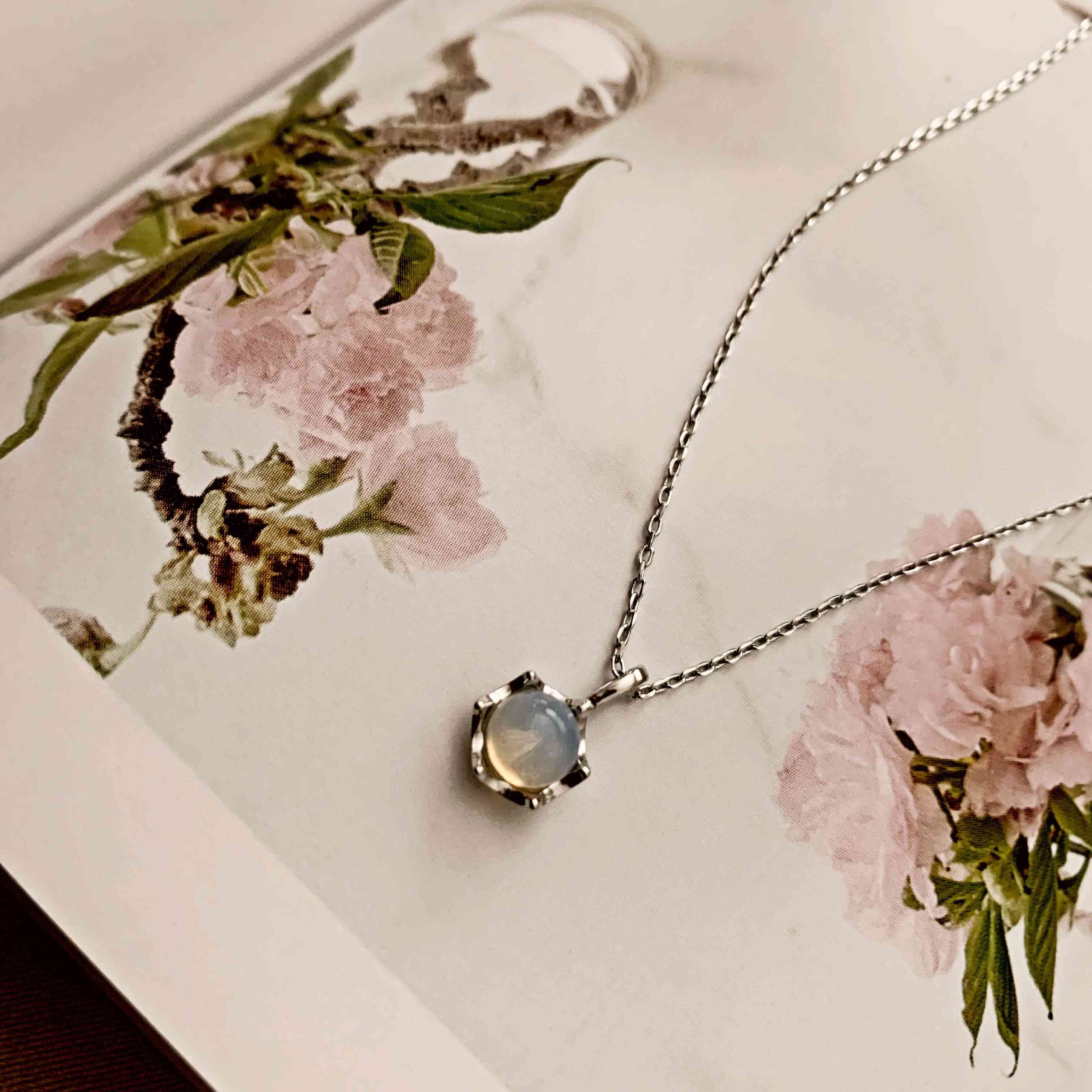 The Sea Pearl Necklace