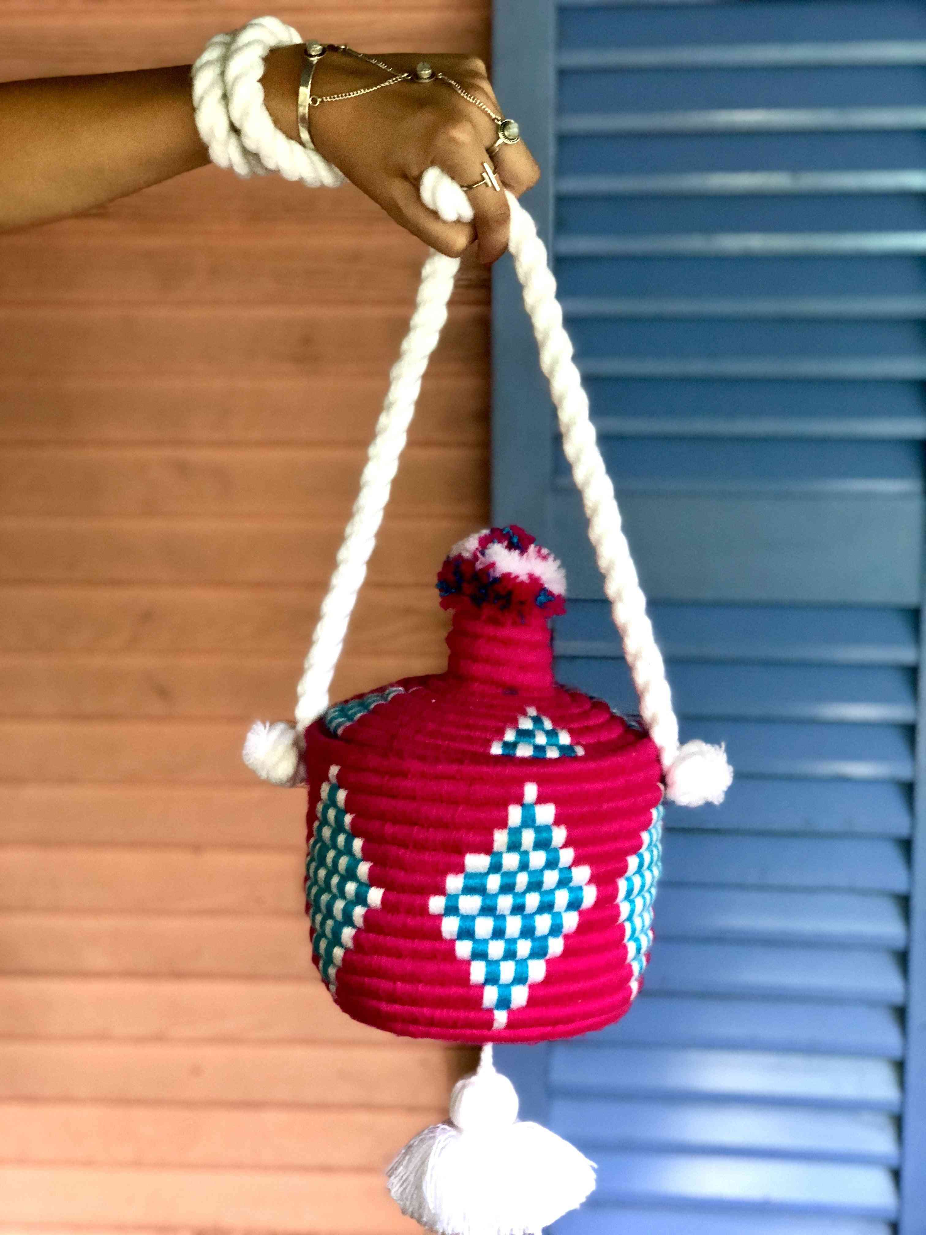 Lennox Bucket Bag