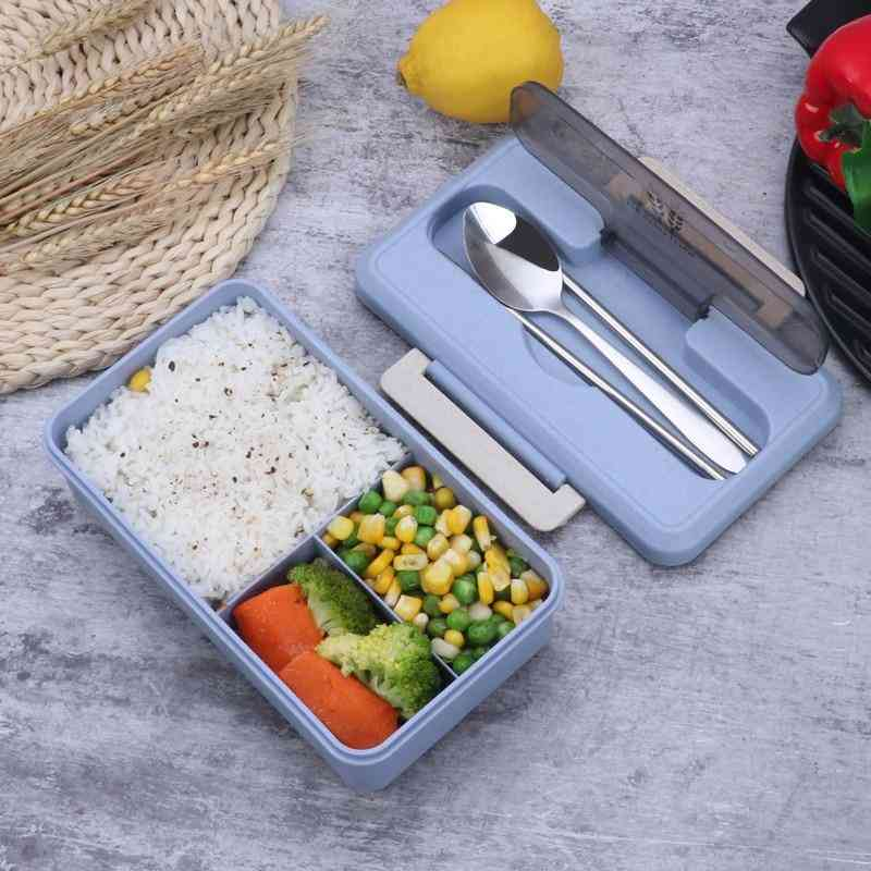 Thermos Display, Temperature, Stainless Steel - Lunch Box