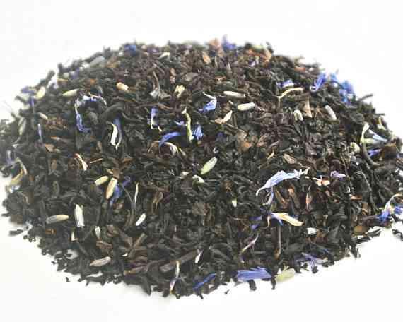 Lavender Earl Grey Tea Hand Blended Loose Leaf