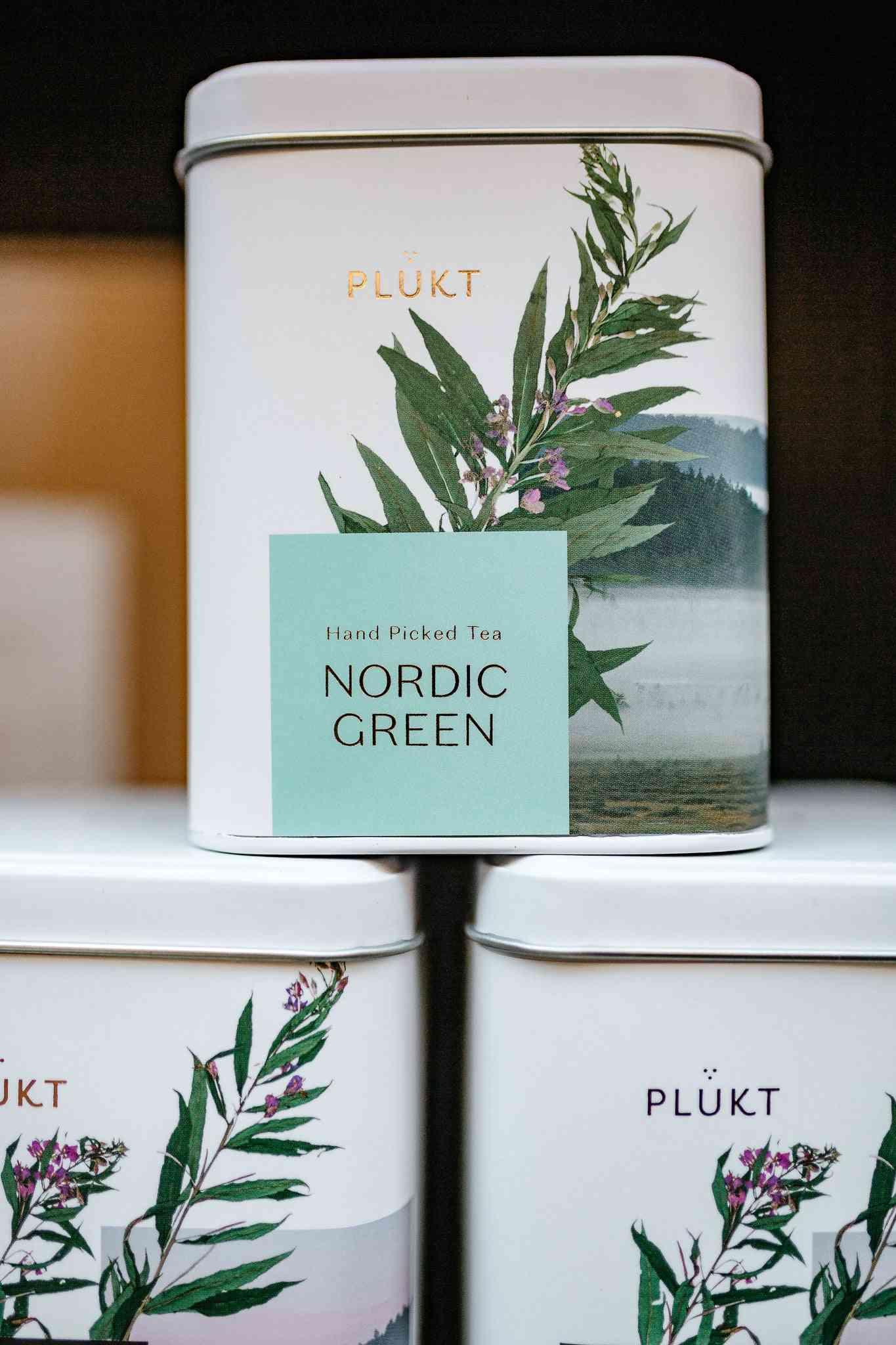 Organic Nad Caffeine-free Tea
