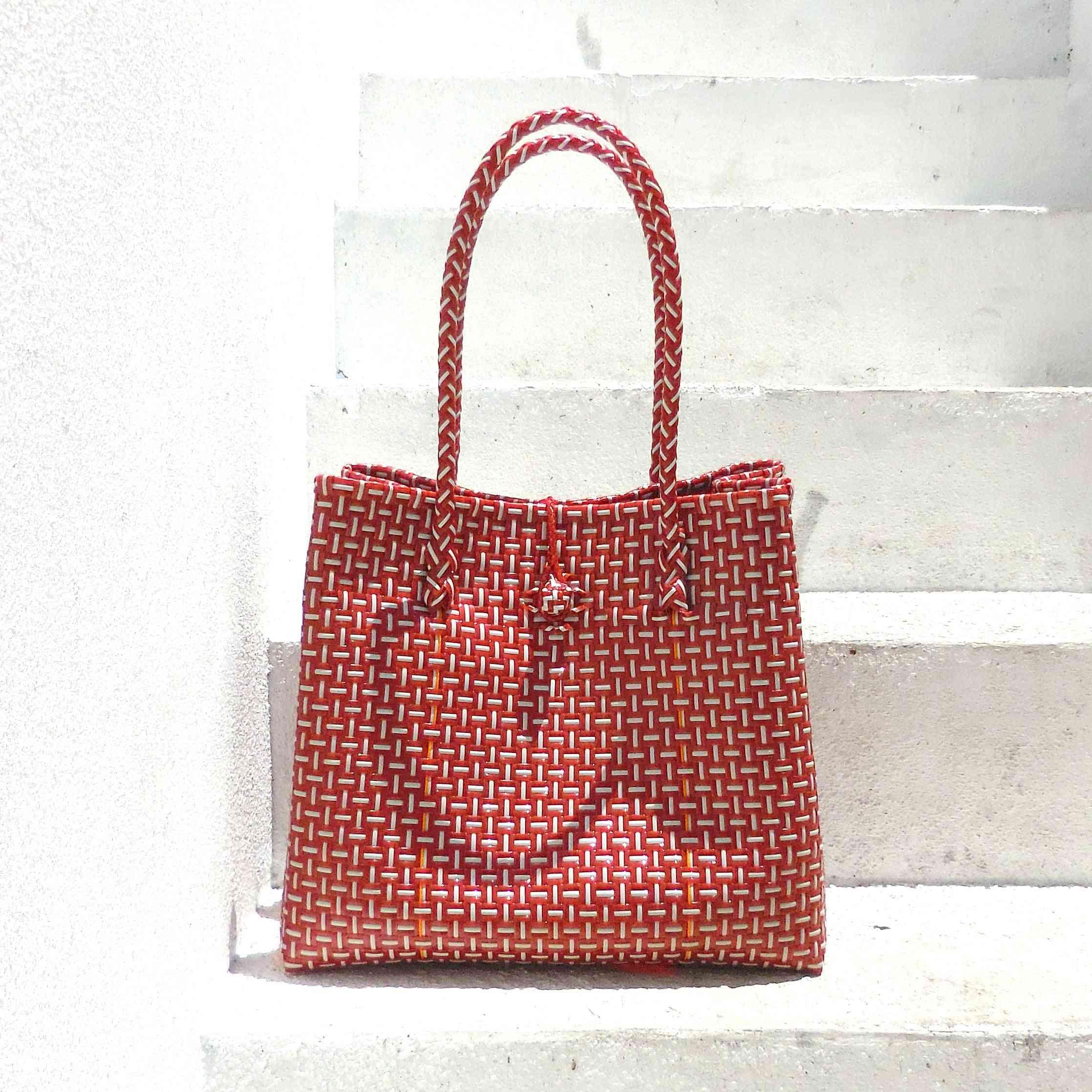Toko Bazaar Woven Tote Bag