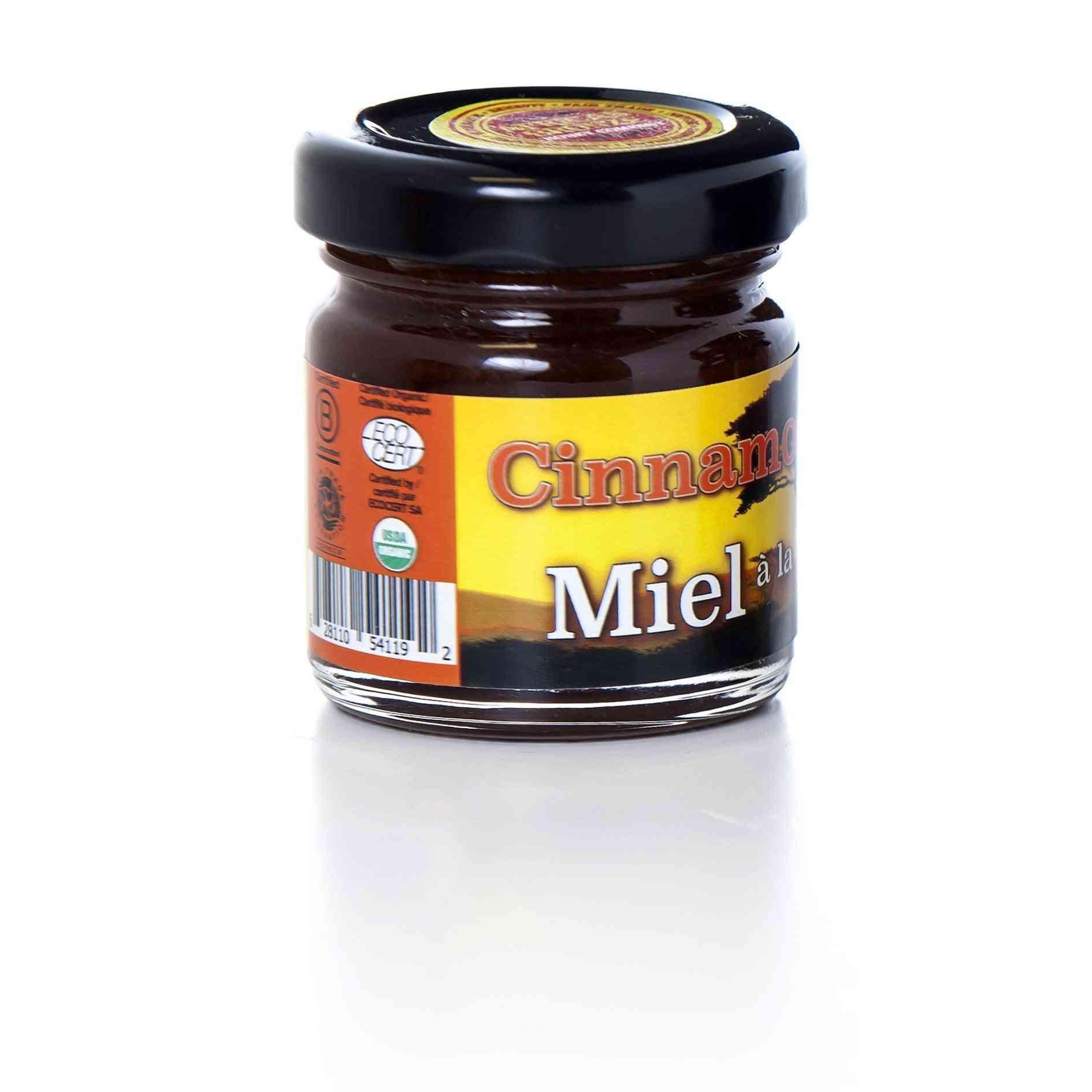 Cinnamon Organic Honey