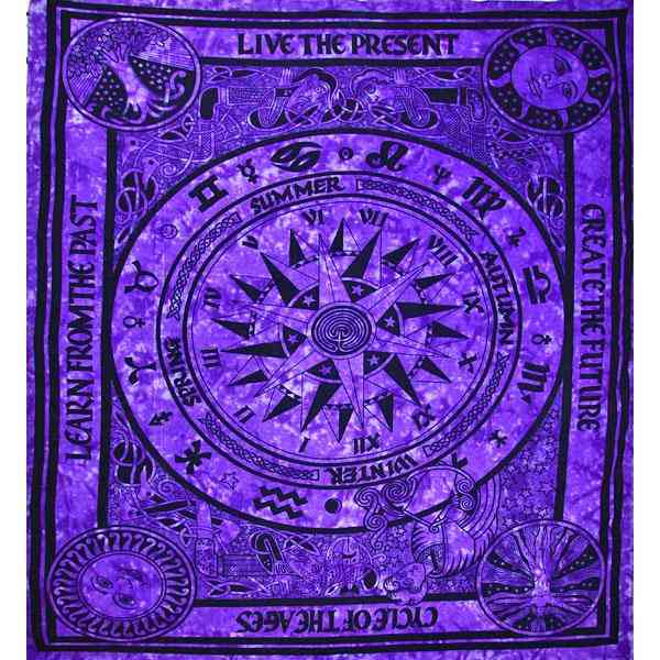 Cycle Of The Ages Tapestry