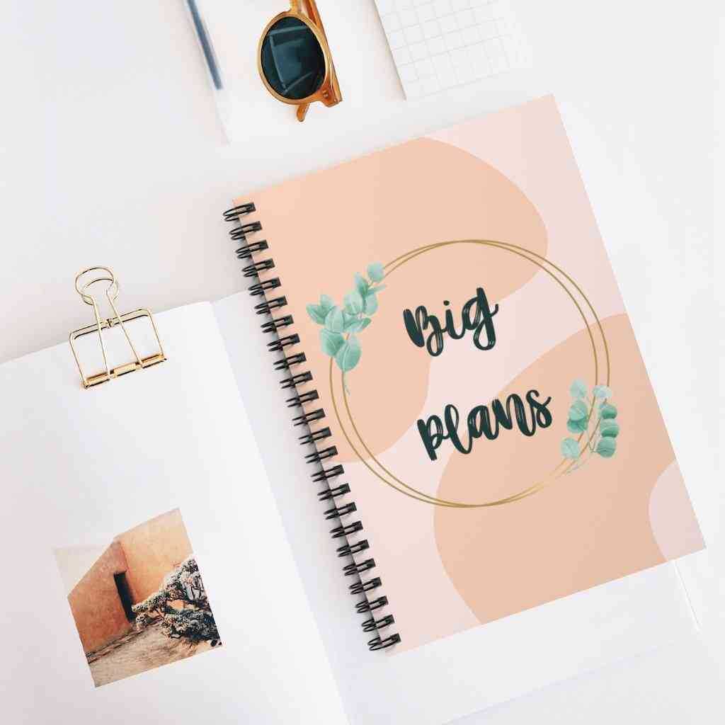 Daily Planner - Undated 364 Pages