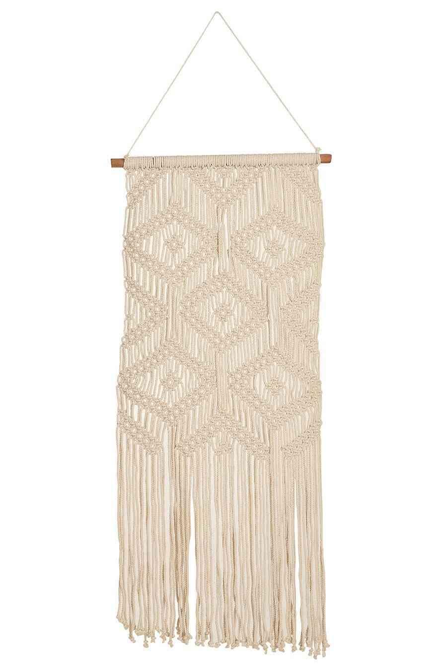 Natural Handmade Wall Decor Tapestry