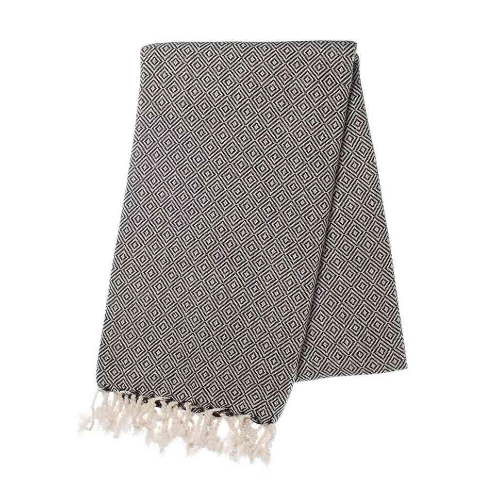 Traditional Handcrafted Diamond Towel