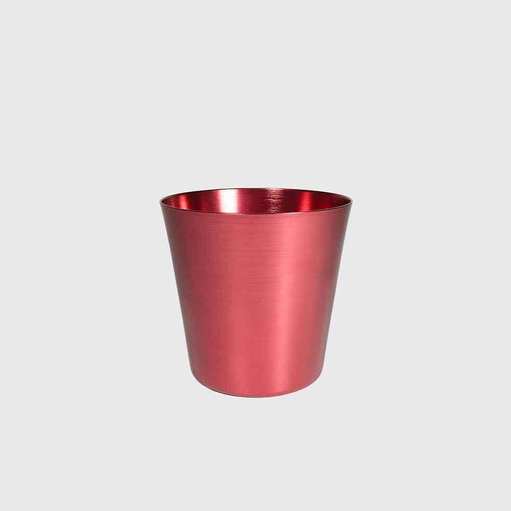Anodized Aluminum Drinkware