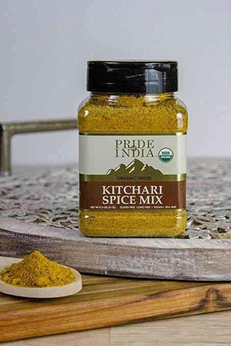 Organic Kitchari Spice Seasoning