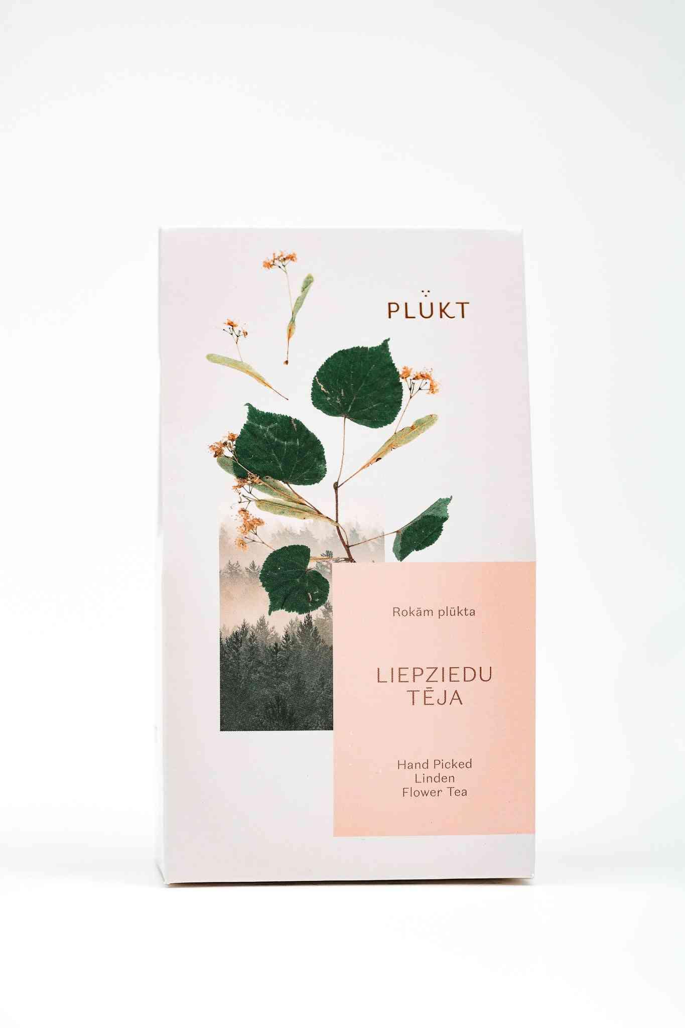Linden Organic Tea