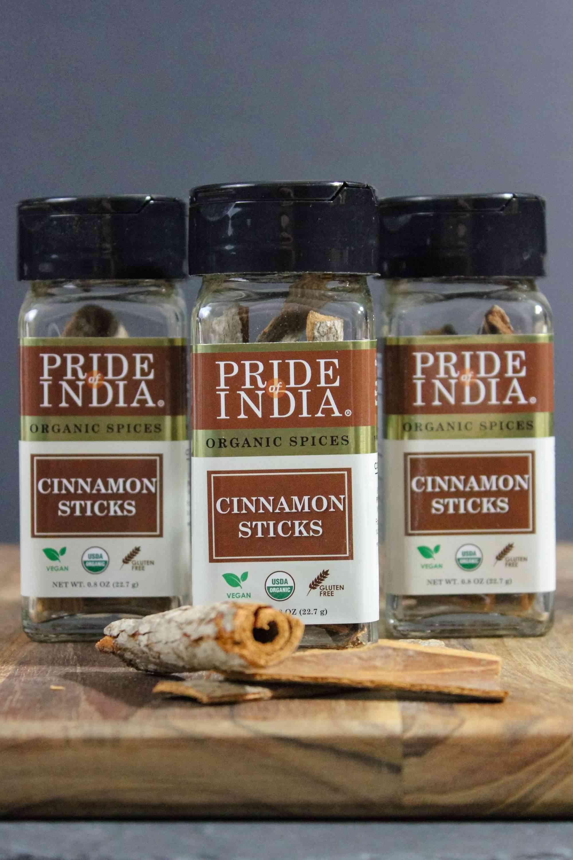 Organic Cinnamon Bark Whole