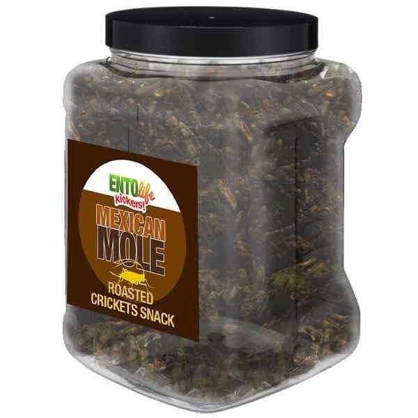 Mexican Mole Flavored Cricket Snack