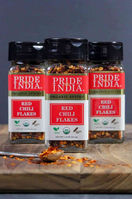 Organic Red Chili Flakes