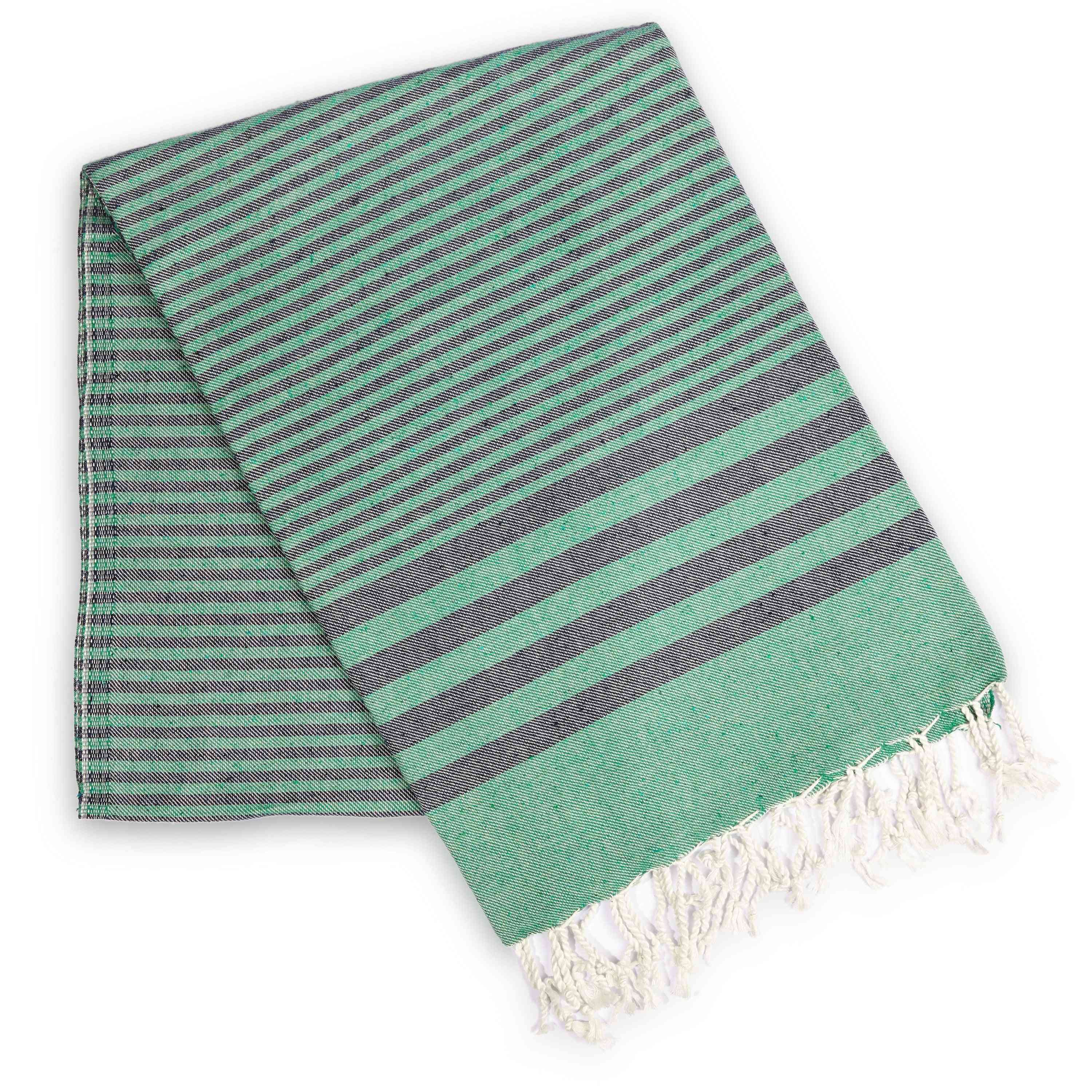 Durable And Soft Cotton Striped Towel