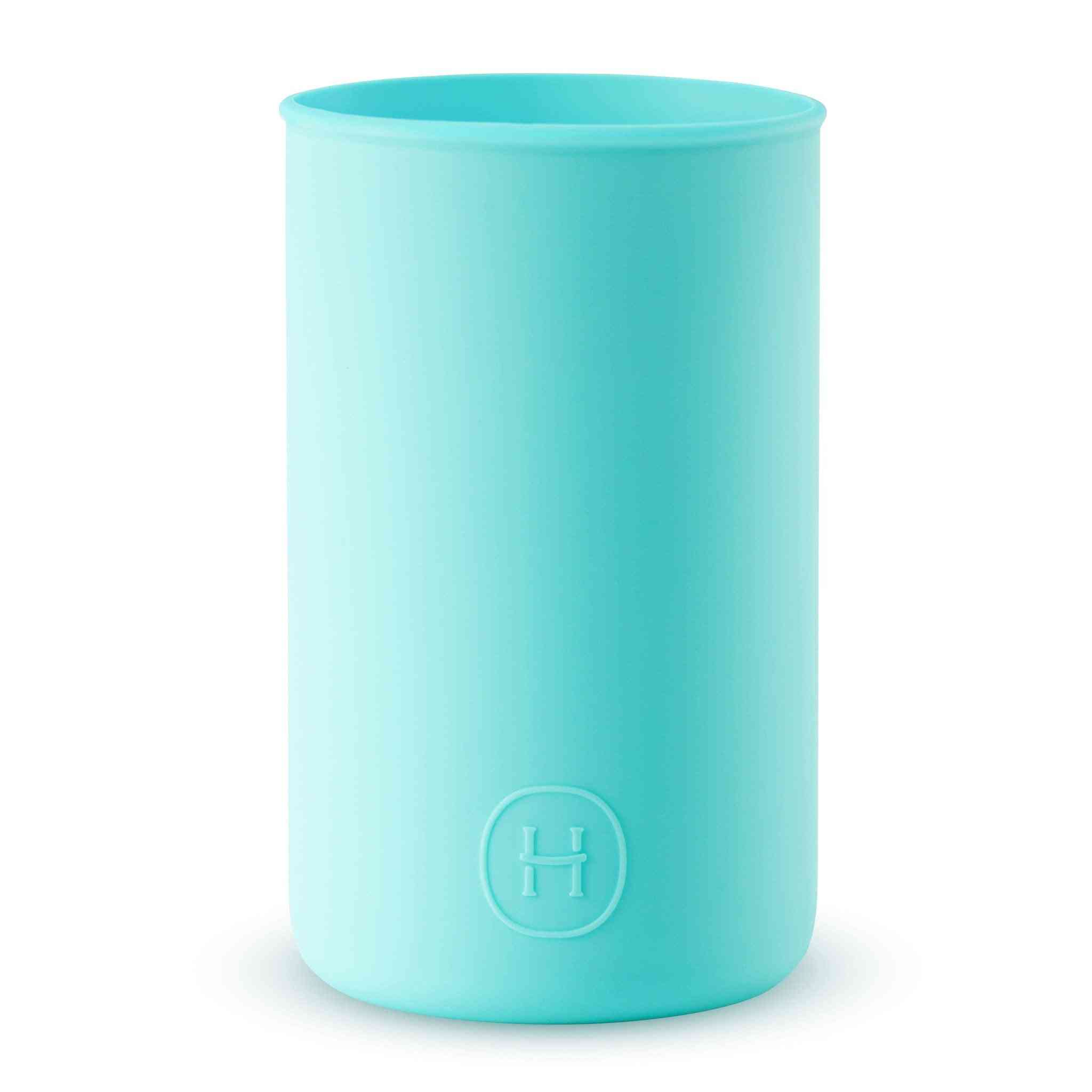 Silicone Sleeve Water Bottle