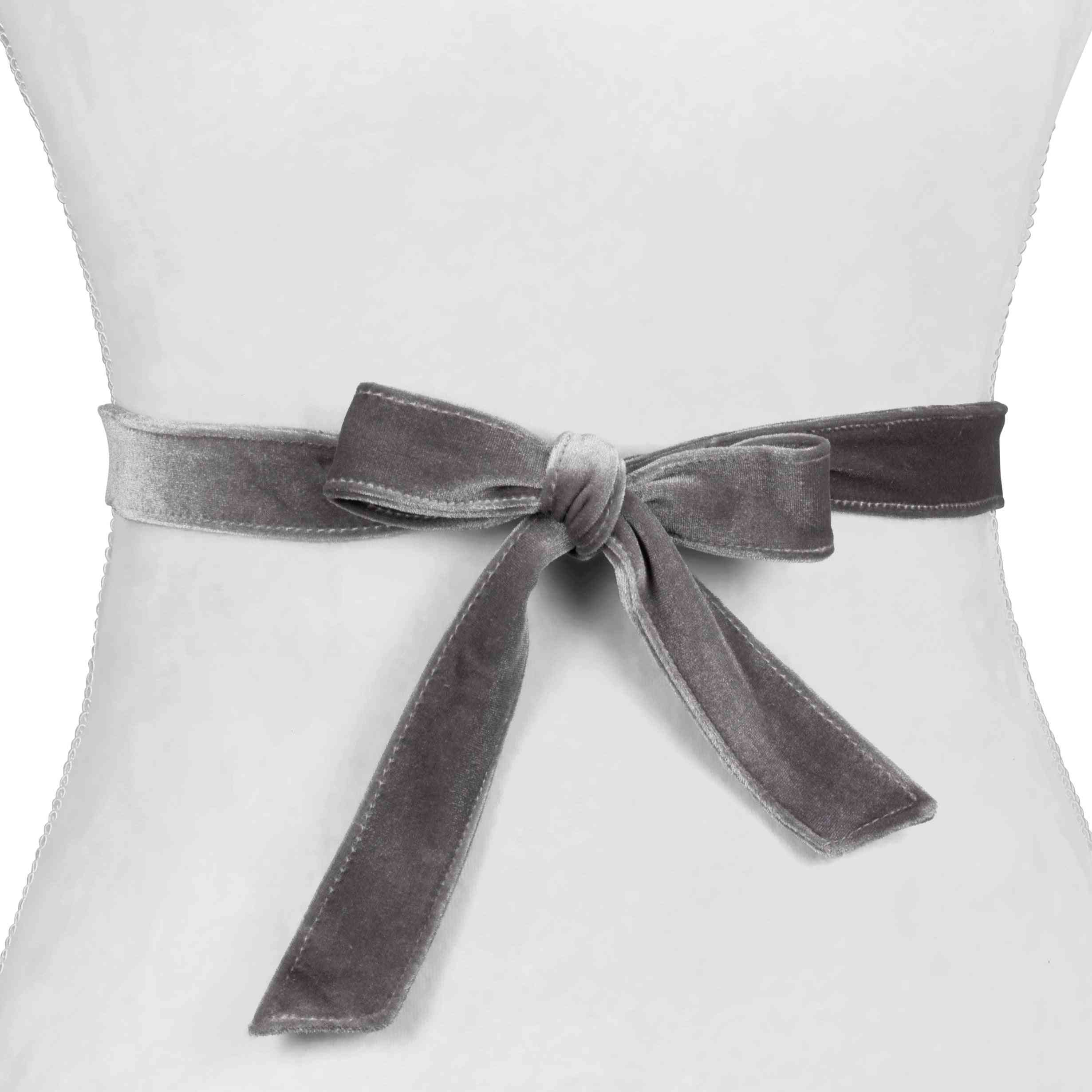 Skinny Wrap Belt