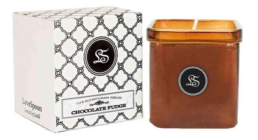 Chocolate Fudge Candle