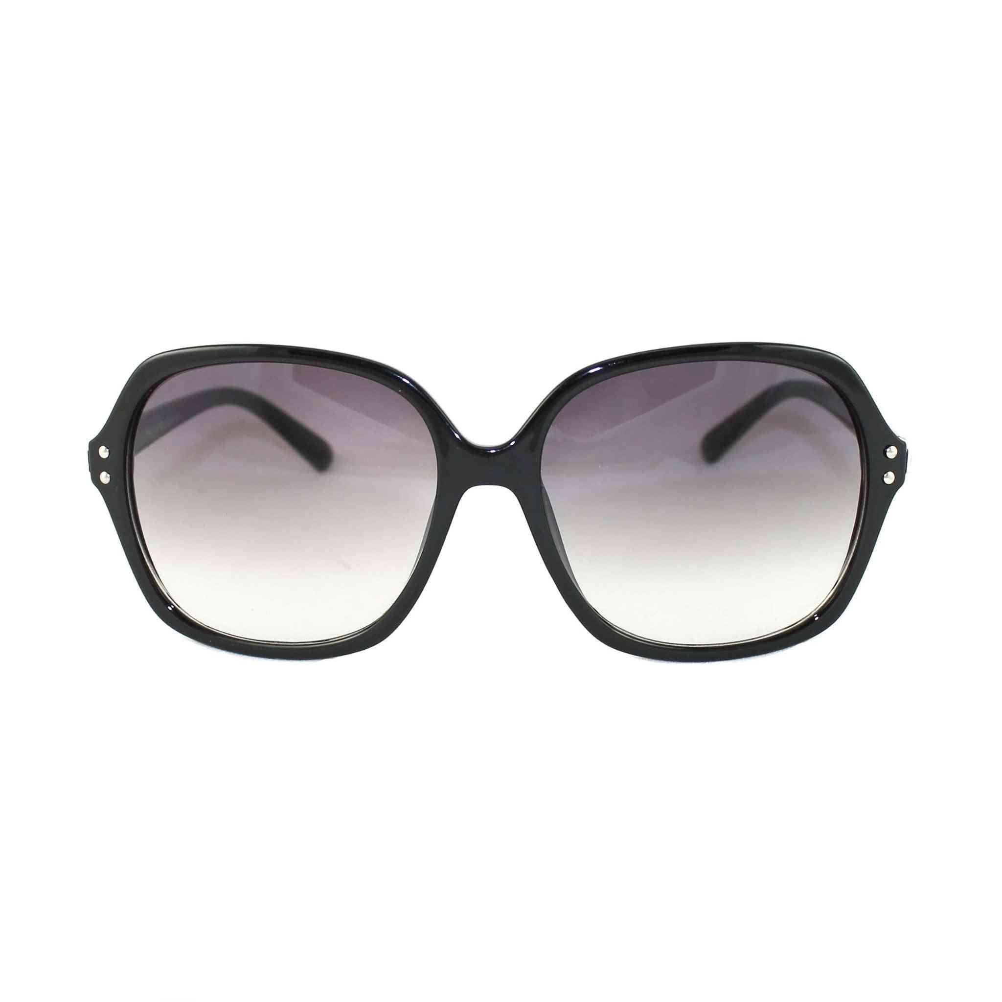 Vintage Style Large Frame Sunglasses