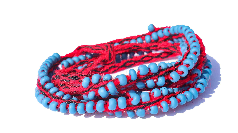 Alpaca Blend Wrap Bracelets