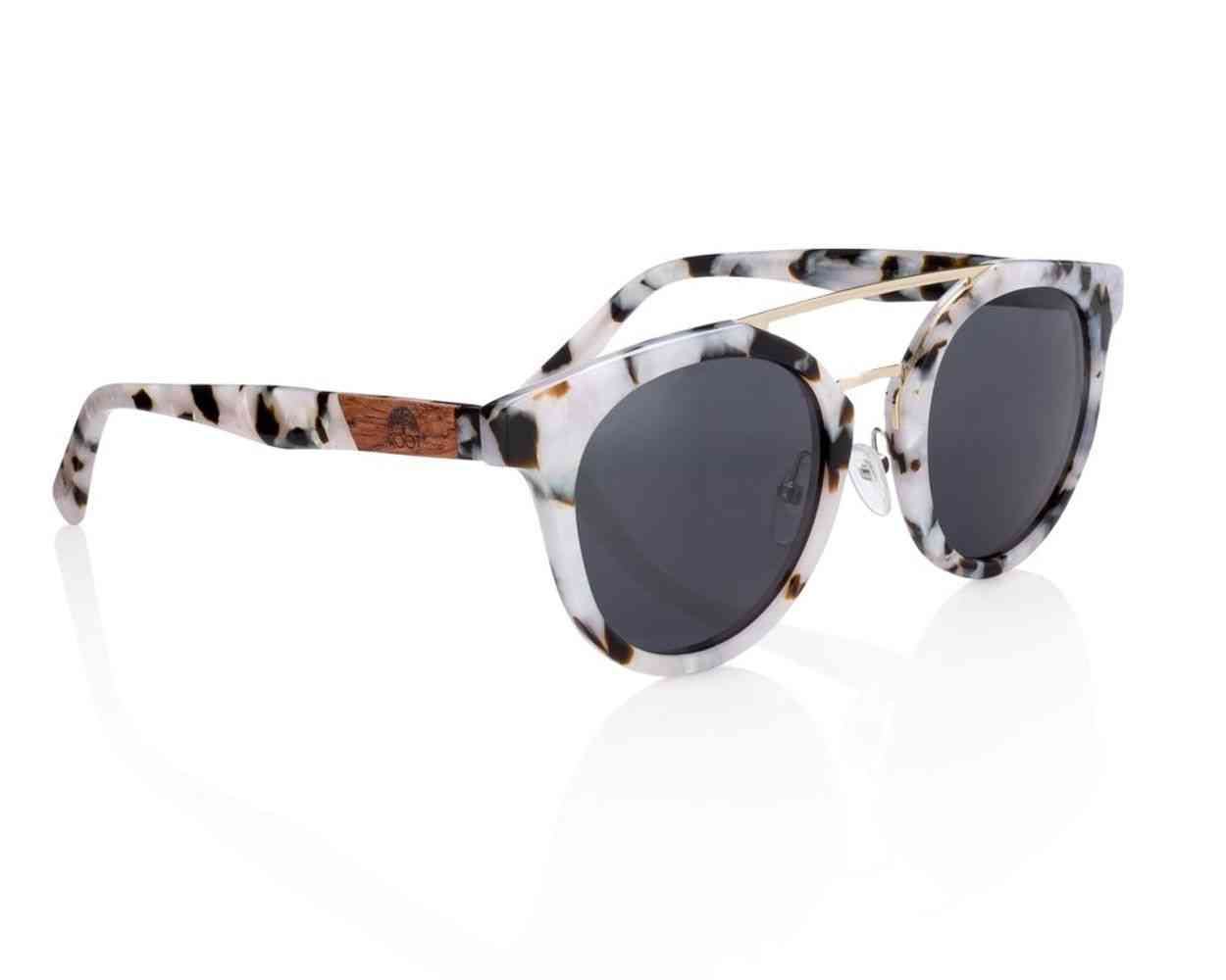 Acetate And Sustainable Sourced Wood Sunglass