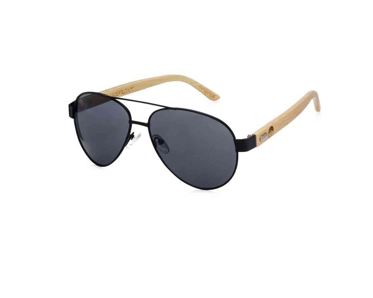 Bamboo Temples, S/s Frame Sunglass