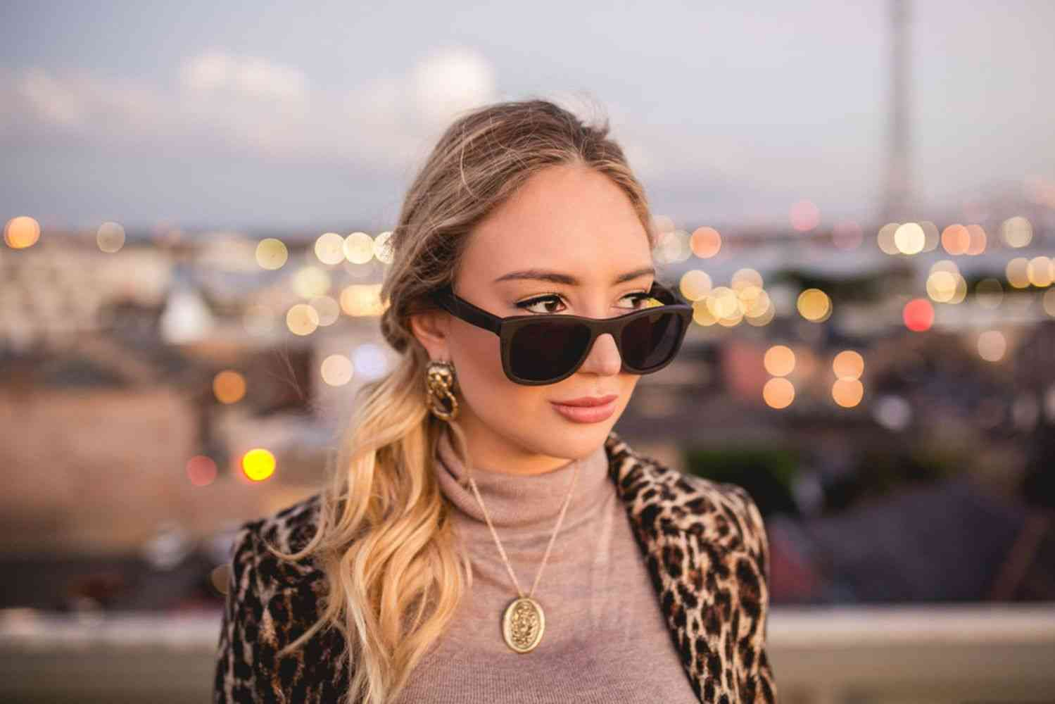 Handcrafted Root Sunglass