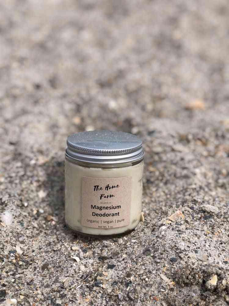 Stress, Pain Relief Magnesium Deodorant