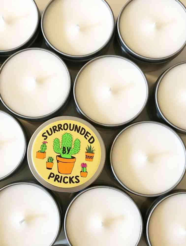 Pricks Scented Candle