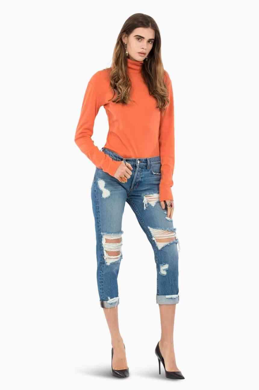 Women's Fashion Casual Streetwear Jeans