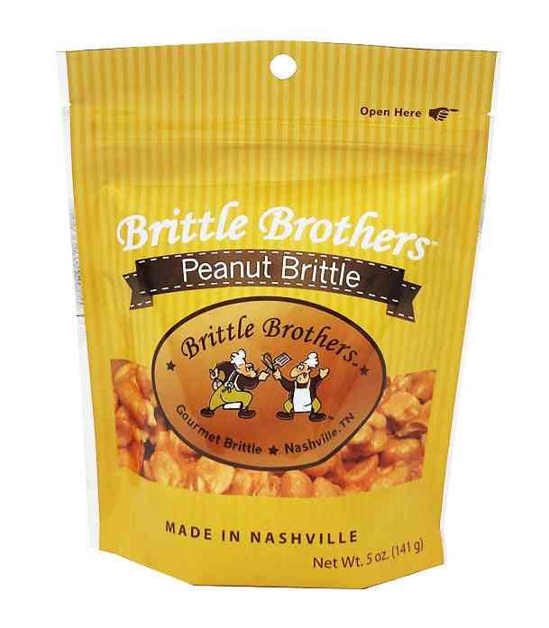 Gourmet Peanut Brittle