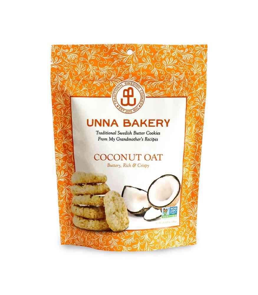 Coconut Oat Cookie
