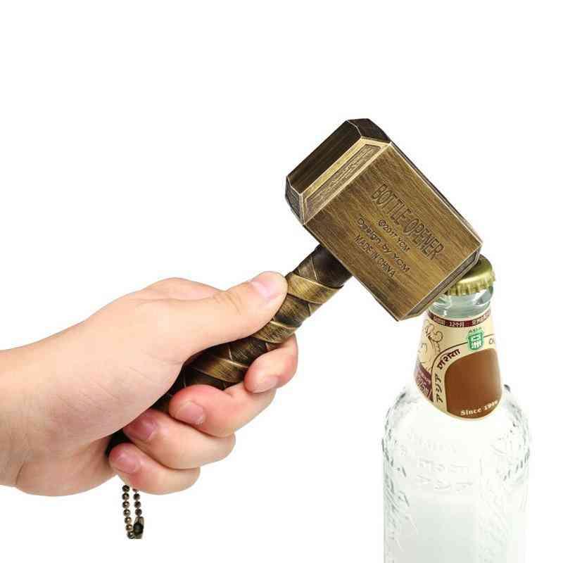 Artificial Hammer Of Thor Shaped-bottle Opener