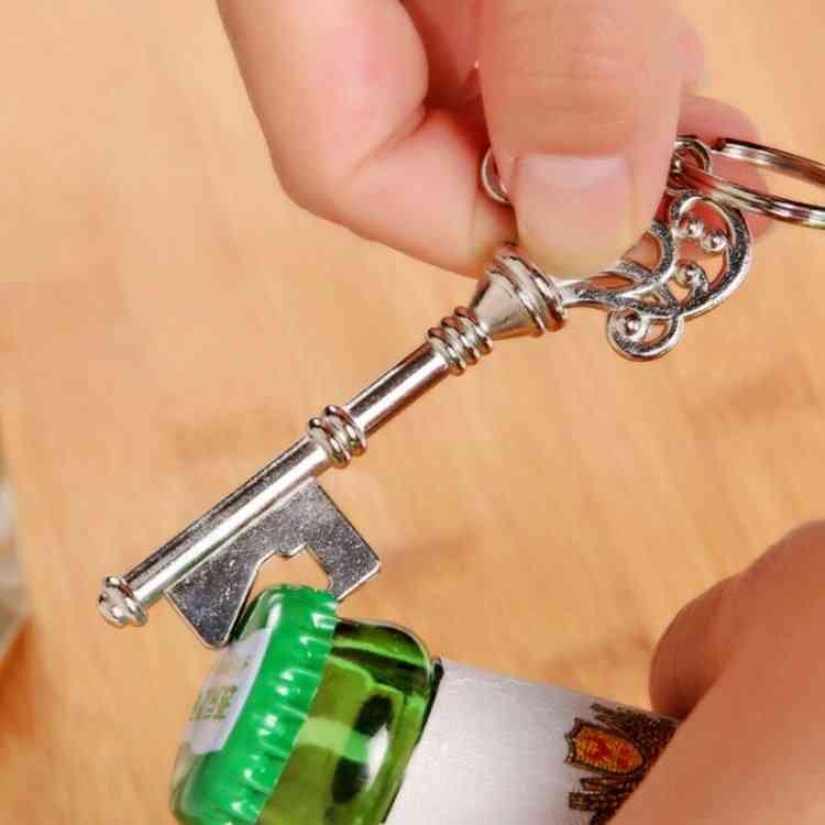 Skeleton Key Bottle Opener