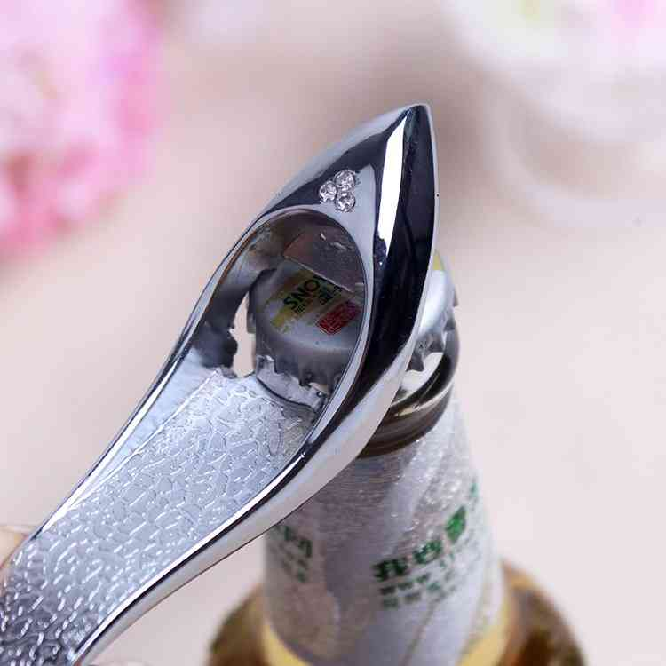 High Heel Shaped Bottle Opener