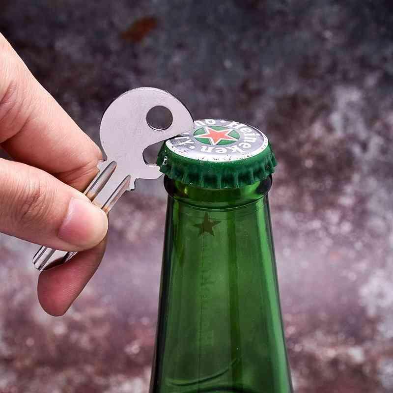 Blank Key Bottle Opener