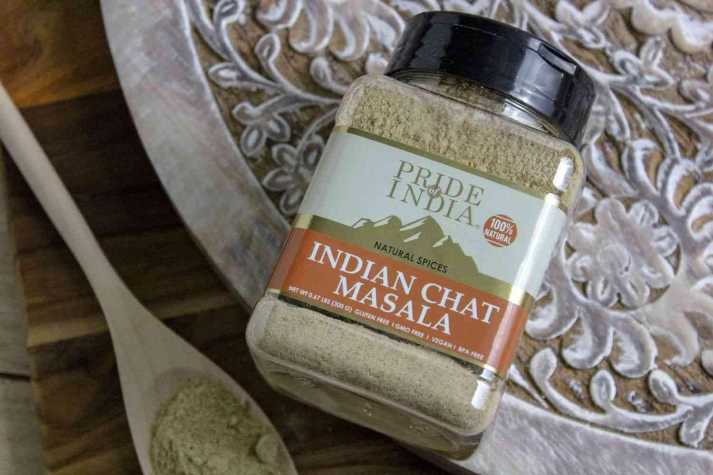 Indian Chat Masala Seasoning Spice
