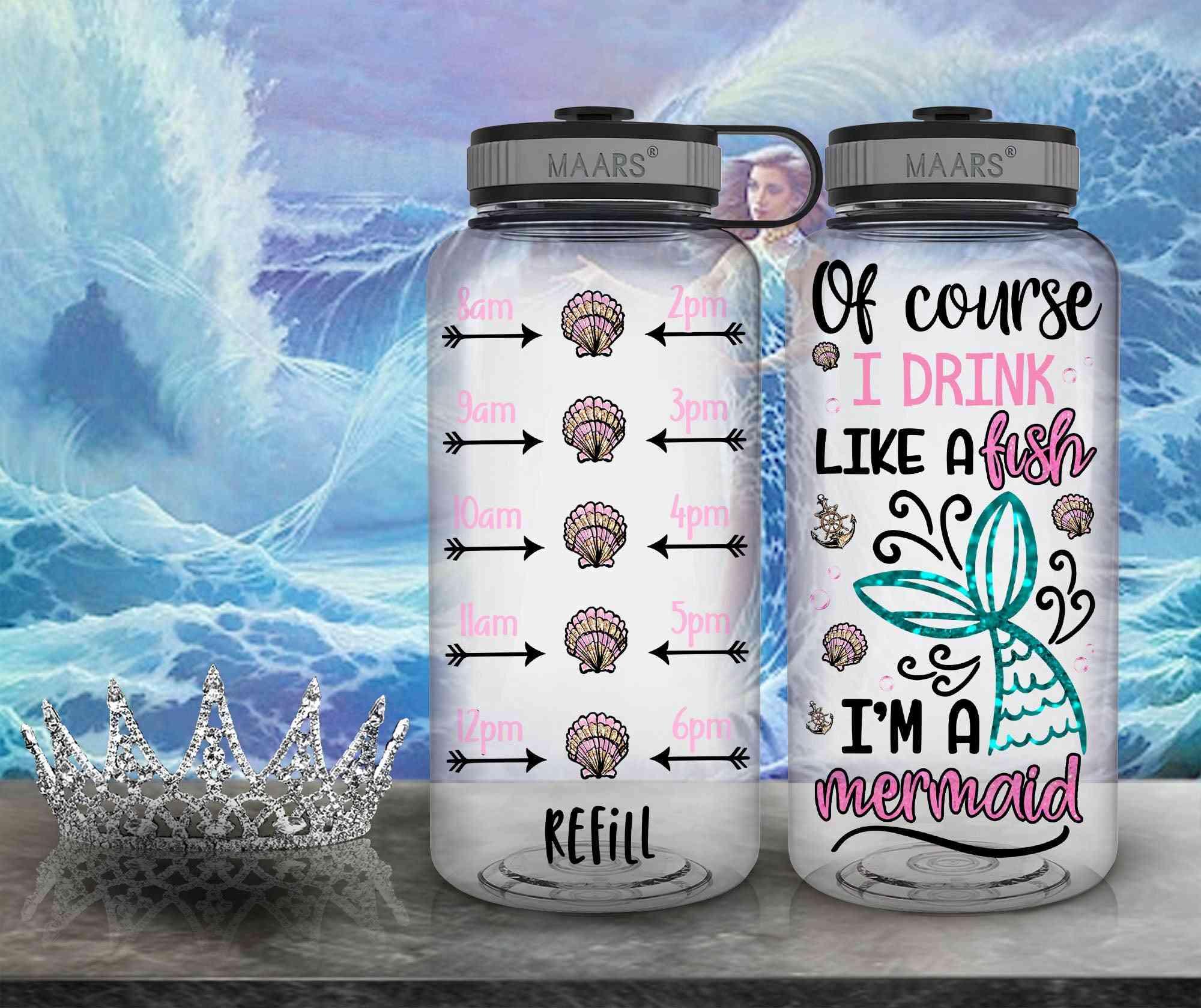 Drink Like A Fish Water Bottle